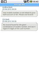 Screenshot of Insta Money for Indian Banks