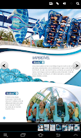 Screenshot of Guia SeaWorld Parks
