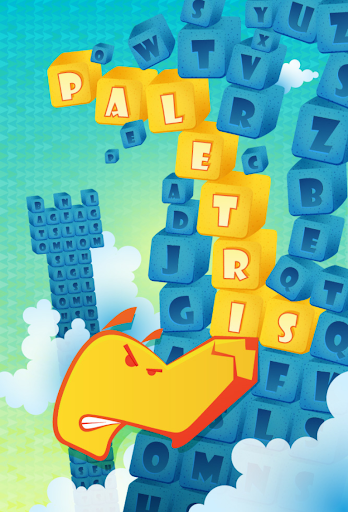 Paletris discover the words