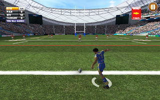 Screenshot of Rugby League Live 2: Gold