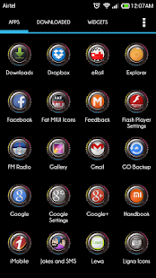 Music Lover Icons Apex Nova - screenshot thumbnail