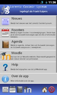 Lorentz Casimir Lyceum App- screenshot thumbnail