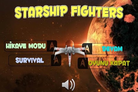 Starship Fighters