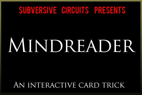 【免費娛樂App】Mindreader-APP點子