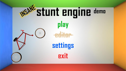 Insane Stunt Engine DEMO