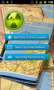 Nuclear Site Locator- screenshot thumbnail