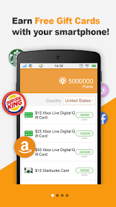 DineroTree - Free Gift Cards screenshot 0