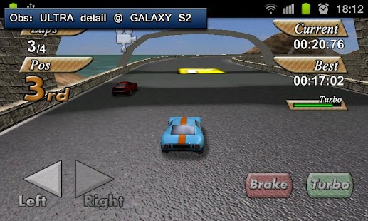 Tiny Little Racing Demo - screenshot thumbnail