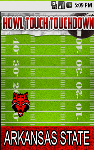 ASU Howl Football Fan App