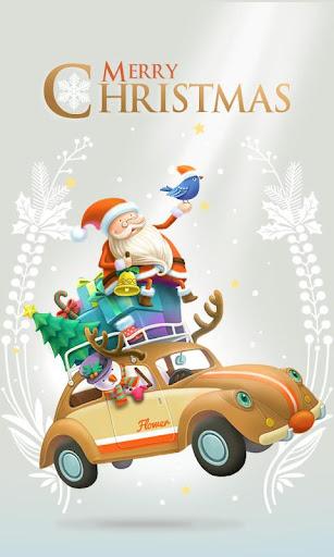 Christmas GO Launcher Theme
