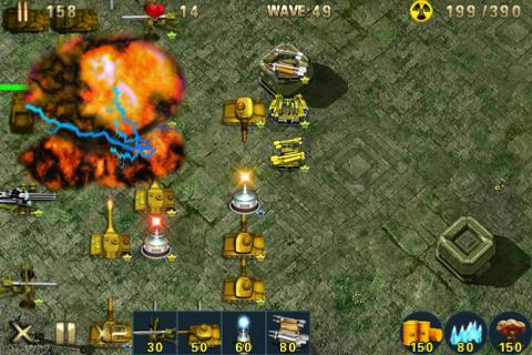 Army Defense Free- screenshot