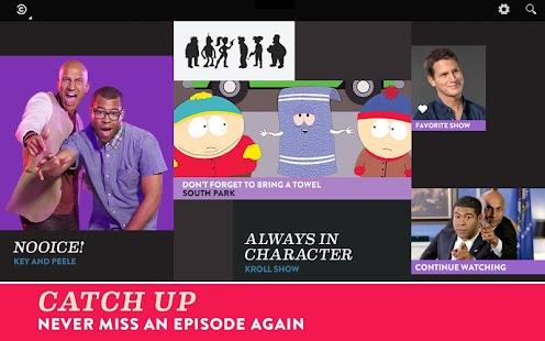 Comedy Central Screenshot 21