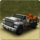Dirt Road Trucker 3D APK for Bluestacks