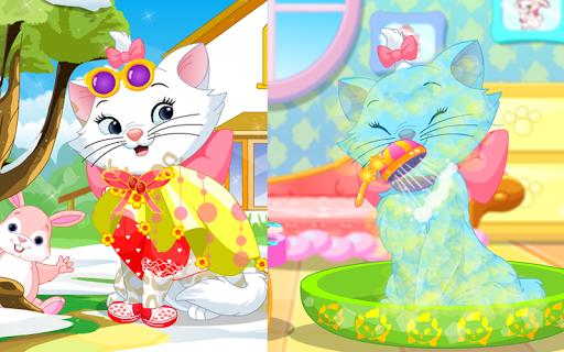 Игра Китти Принцесса Спа салон для планшетов на Android