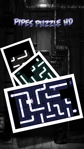 Pipes Puzzle HD