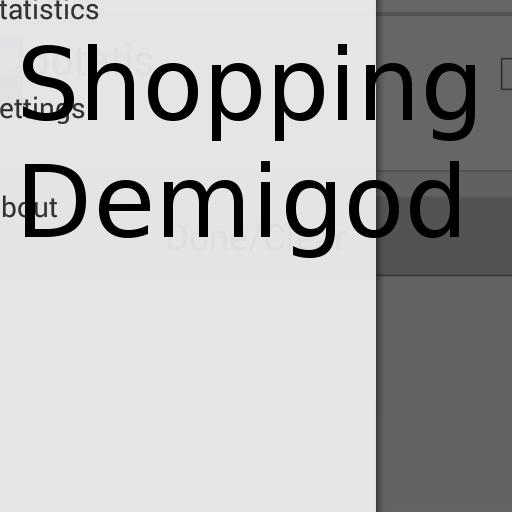 Shopping Demigod 購物 App LOGO-APP試玩