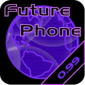 Future Phone Purple Super
