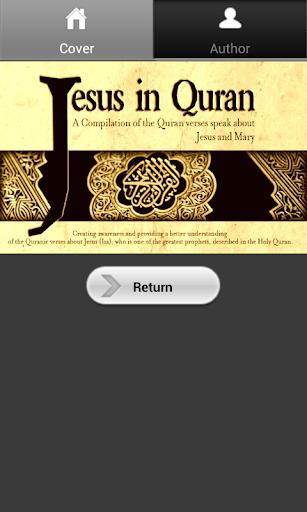 Prophet Jesus in the Quran