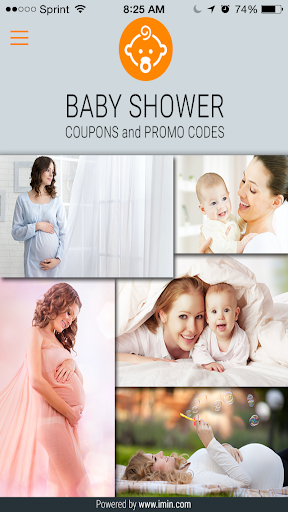 Baby Shower Coupons - I'm In