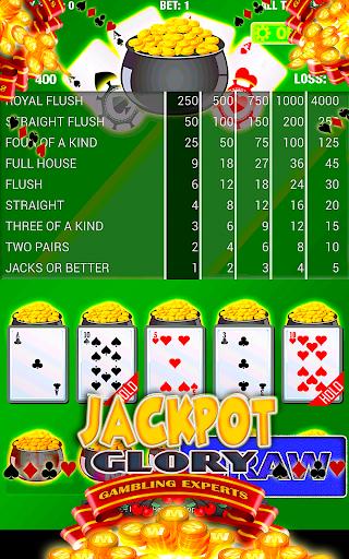 Lucky Treasure Poker Offline