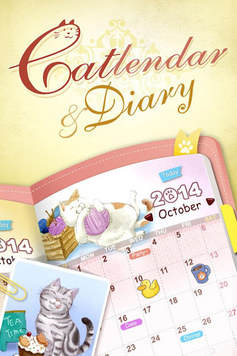 Catlendar Diary