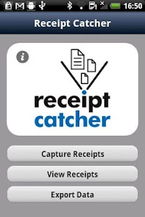 Receipt Catcher - screenshot thumbnail