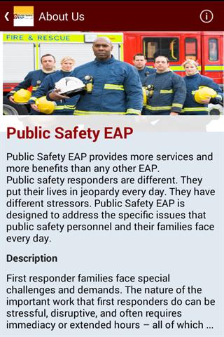 Public Safety EAP