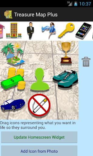 Treasure Map Plus