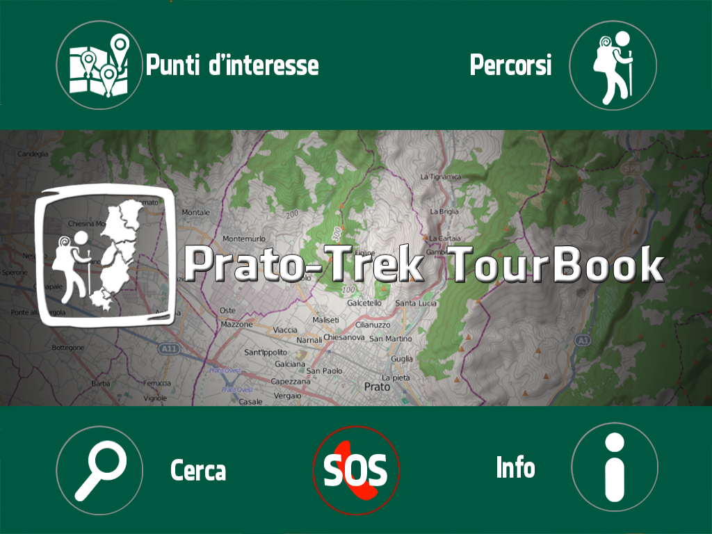 Prato-Trek tb- screenshot