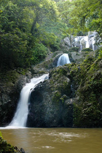 Trinidad-Tobago-Scarborough-Argyle-Waterfalls - Argyle Waterfall near Scarborough, the capital of Tobago.