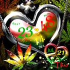 REGGAE LOVE+PEACE LiveWallpape icon