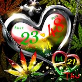 REGGAE LOVE+PEACE LiveWallpape
