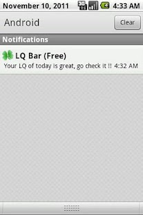LQ Bar (Free)- screenshot thumbnail