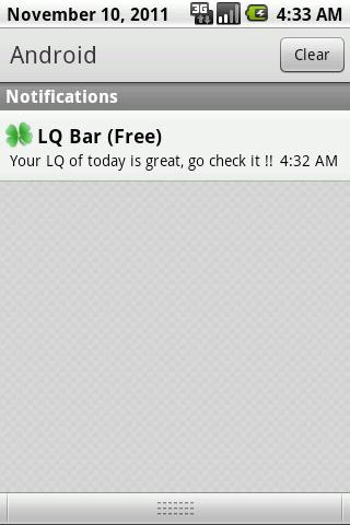 LQ Bar (Free)- screenshot