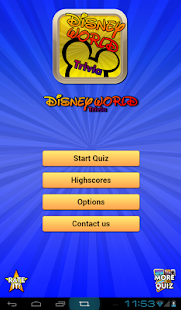 Disney World Trivia