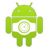 Green Droid Watch Face