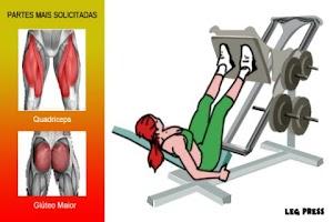 Screenshot of AcaDroid - Bodybuilding Guide