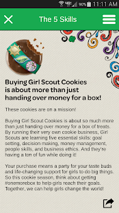 Girl Scout Cookie Finder- screenshot thumbnail