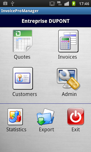Quotes Invoices ManagerTrial