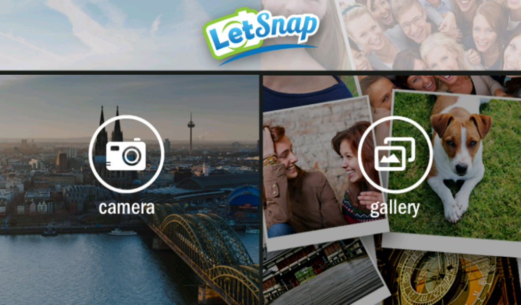LetSnap - screenshot