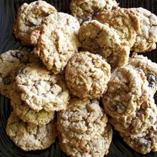 Buffalo Chip Cookies.
