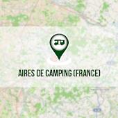 Aires de Camping Car (France)