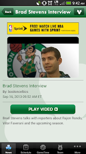Boston Celtics - screenshot thumbnail