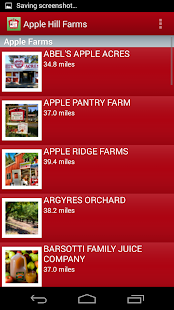 Apple Hill Growers- screenshot thumbnail