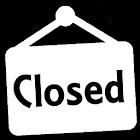 I am closed icon