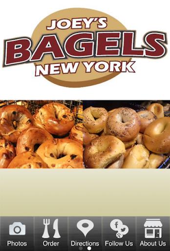 Joeys NY Bagels