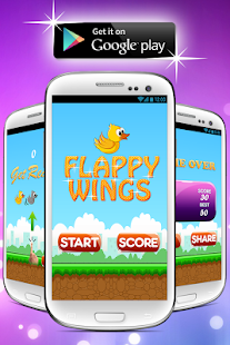 Flappy Wings - screenshot thumbnail