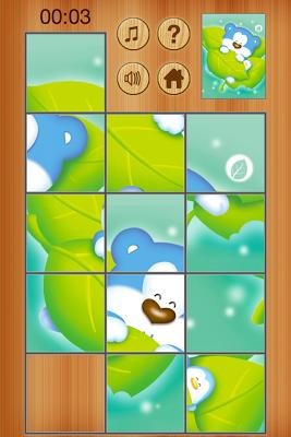 Sliding Jigsaw Puzzle Classic - screenshot