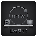UCCW Skin Live Shelf icon