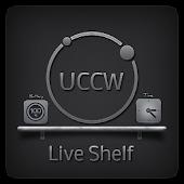 UCCW Skin Live Shelf